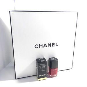 Chanel Le Vernis Longwear Nail-528 Rouge Puissant